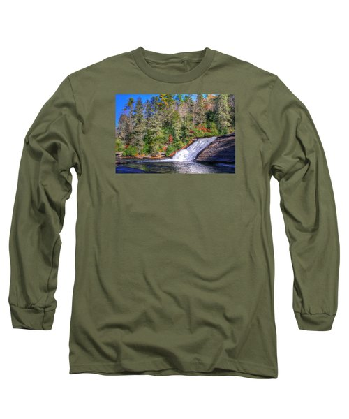 Bridal Veil Falls Long Sleeve T-Shirt