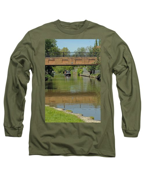 Bridge 238b Oxford Canal Long Sleeve T-Shirt