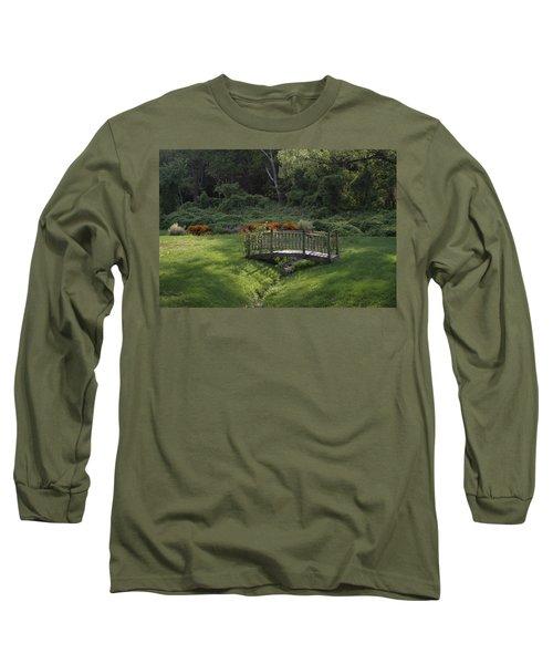 Bridge To Tranquility  Long Sleeve T-Shirt