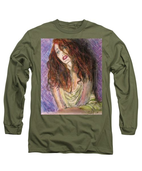 Bright Eyes Long Sleeve T-Shirt