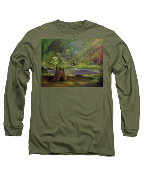 Brightening Long Sleeve T-Shirt