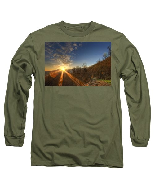 Brilliant Rays Long Sleeve T-Shirt
