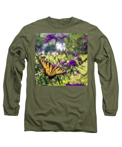 Broken Beauty Long Sleeve T-Shirt