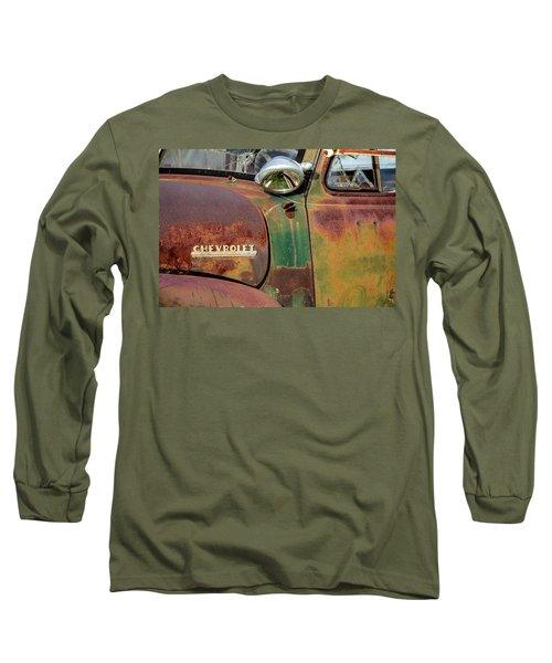 Long Sleeve T-Shirt featuring the photograph Broken Dreams by Steven Bateson