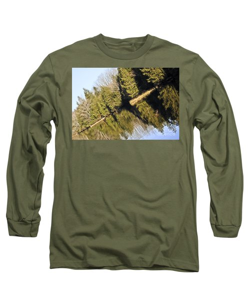 Bronson's Pond Long Sleeve T-Shirt
