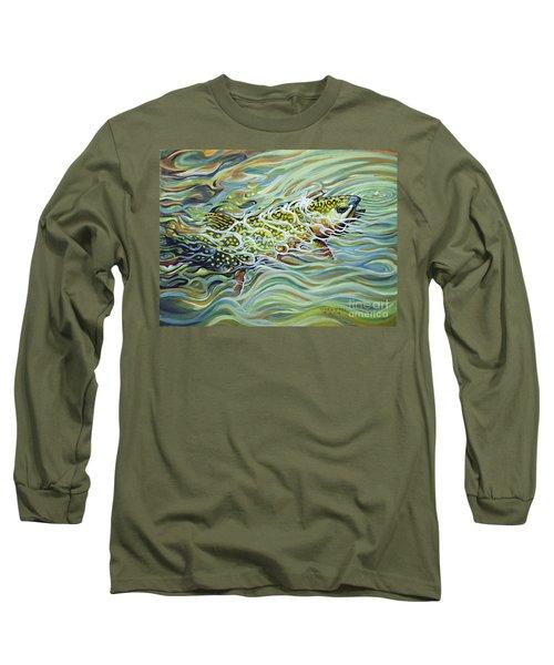 Brookie Flash Long Sleeve T-Shirt