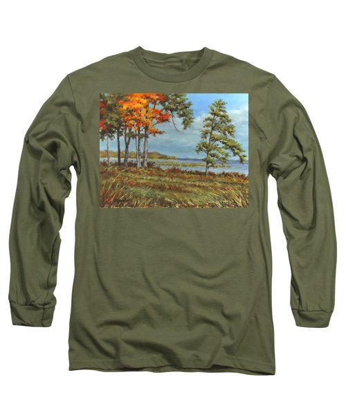 Browns Bay Long Sleeve T-Shirt