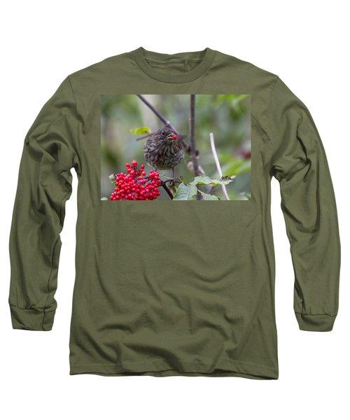 Brunch Long Sleeve T-Shirt by Doug Lloyd