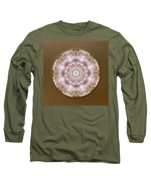Buddha Blessing Long Sleeve T-Shirt