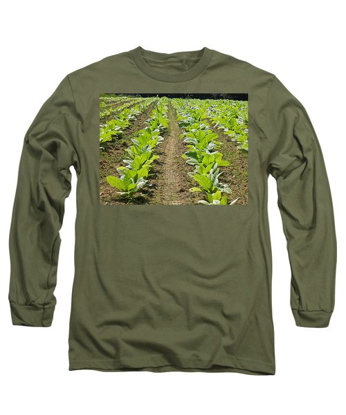 Burley Tobacco Long Sleeve T-Shirt