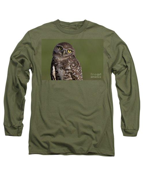 Burrowing Owl Long Sleeve T-Shirt