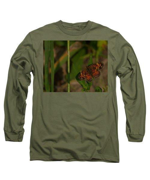 Butterfly 10 Long Sleeve T-Shirt