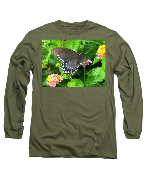 Butterfly Ballot Long Sleeve T-Shirt