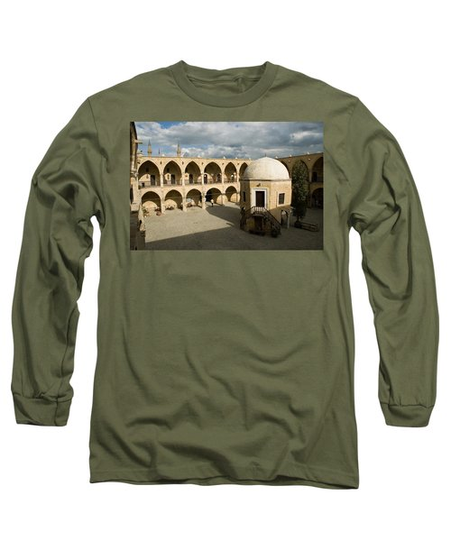 Buyuk Han Long Sleeve T-Shirt by Jeremy Voisey