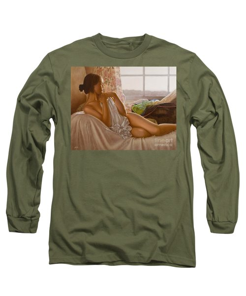 By The Window Long Sleeve T-Shirt