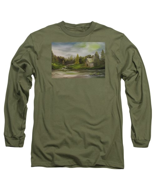 Cabin Retreat Long Sleeve T-Shirt