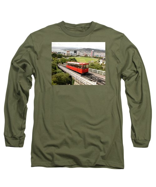 Cable Car Long Sleeve T-Shirt