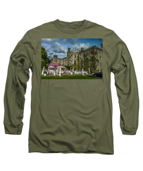 Cabra Castle - Ireland Long Sleeve T-Shirt