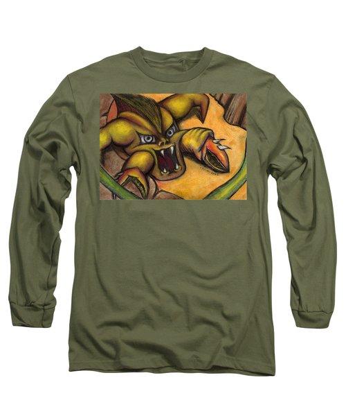 Caffiene Long Sleeve T-Shirt