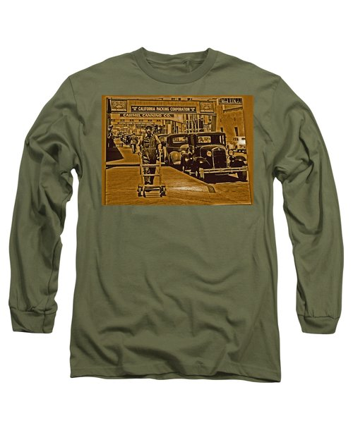 California Packing Corporation Long Sleeve T-Shirt