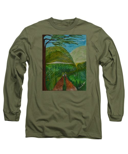 Called To The Mission Field Long Sleeve T-Shirt
