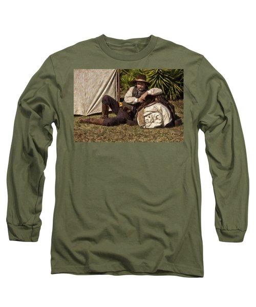 Camp Long Sleeve T-Shirt