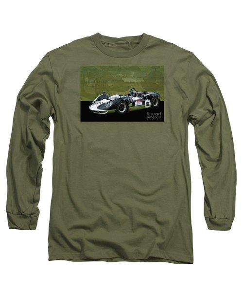 Can-am Mclaren M1b Long Sleeve T-Shirt