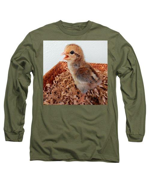 Can You Hear Me Long Sleeve T-Shirt