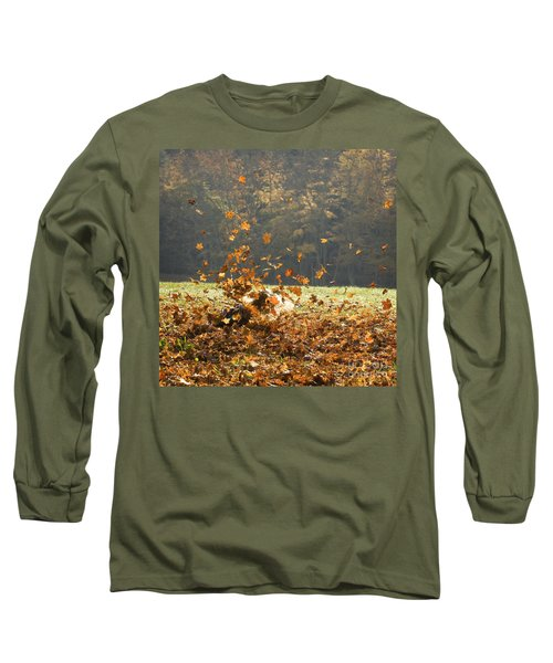 Long Sleeve T-Shirt featuring the photograph Can You See Me? by Carol Lynn Coronios