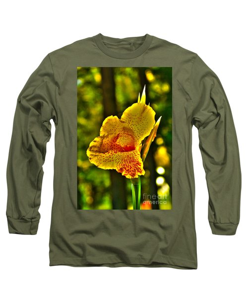 Canna Wow Long Sleeve T-Shirt