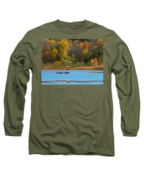 Canoer 2 Long Sleeve T-Shirt