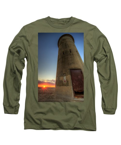 Cape Henlopen Tower Long Sleeve T-Shirt