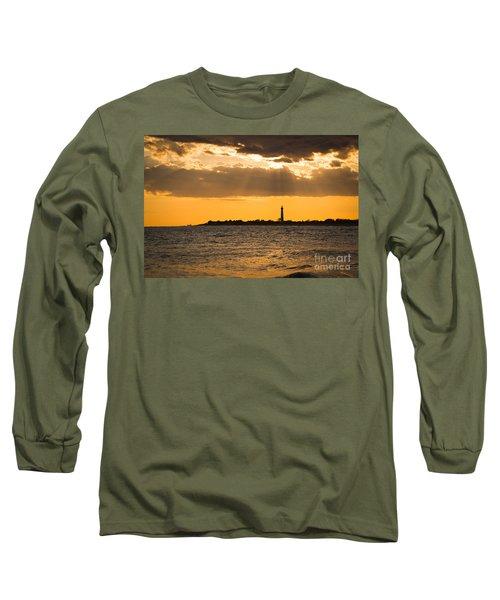 Cape May Sun Rays Long Sleeve T-Shirt