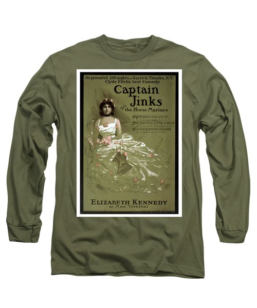 Captain Jinks Long Sleeve T-Shirt