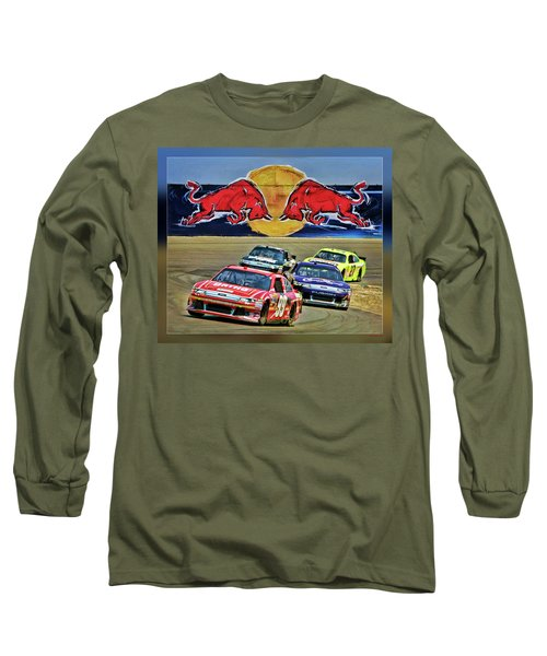 Carl Edwards Long Sleeve T-Shirt
