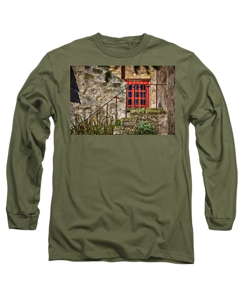 Carmel Mission 10 Long Sleeve T-Shirt by Ron White