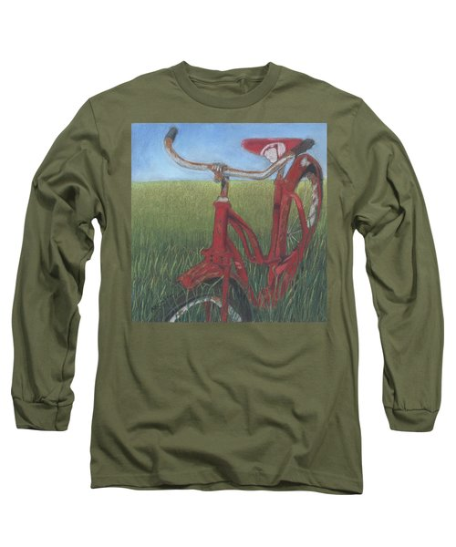 Carole's Bike Long Sleeve T-Shirt