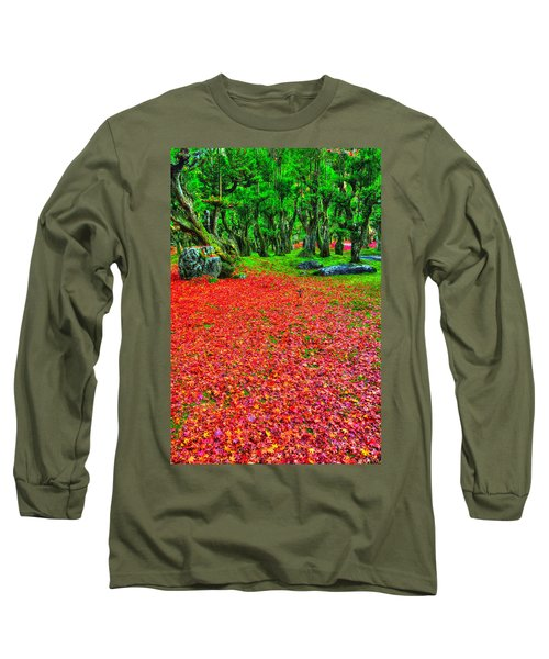 Carpet Of Love Long Sleeve T-Shirt