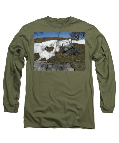 Cart Art No. 19 Long Sleeve T-Shirt
