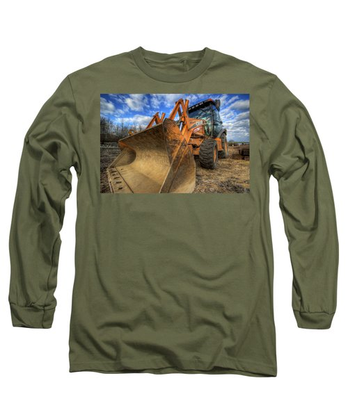 Case Backhoe Long Sleeve T-Shirt