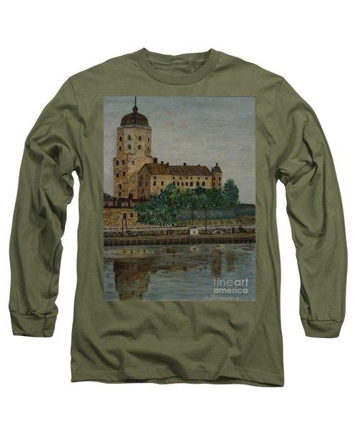 Castle Of Vyborg Long Sleeve T-Shirt