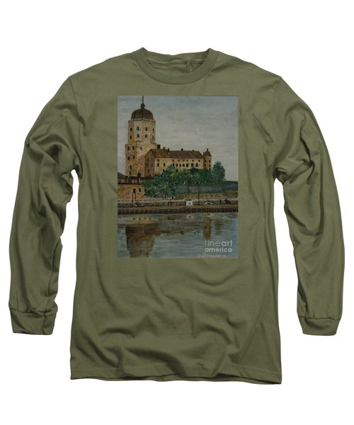 Castle Of Vyborg Long Sleeve T-Shirt