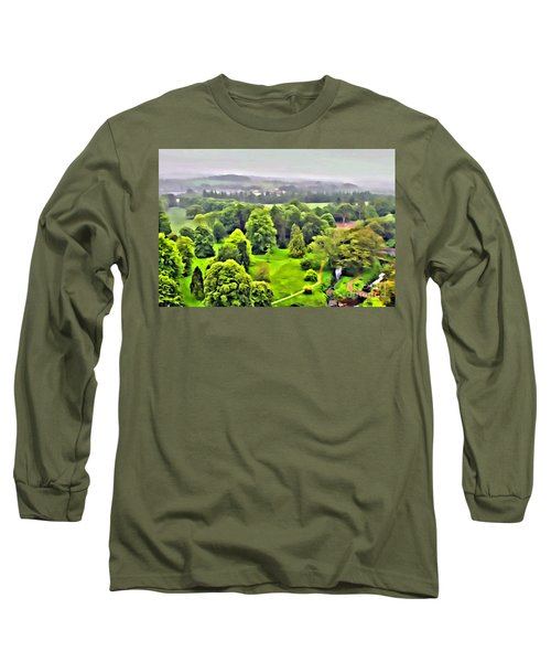 View From The Castle Long Sleeve T-Shirt