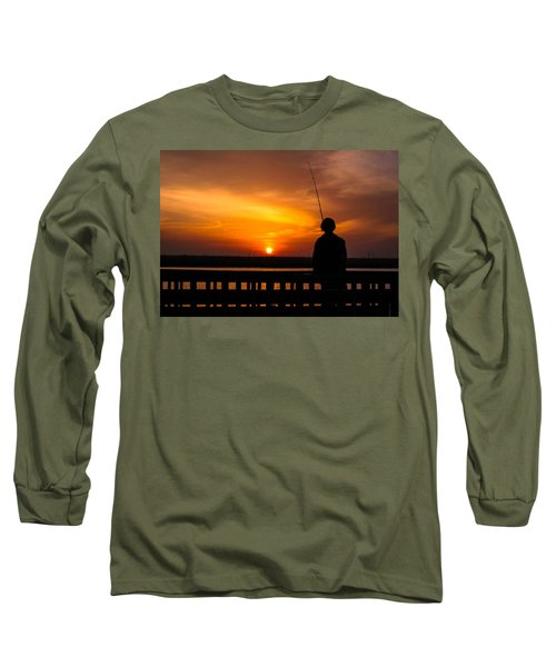 Catching The Sunset Long Sleeve T-Shirt