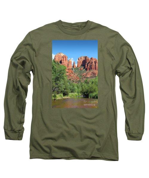 Cathedral Rock Sedona Long Sleeve T-Shirt