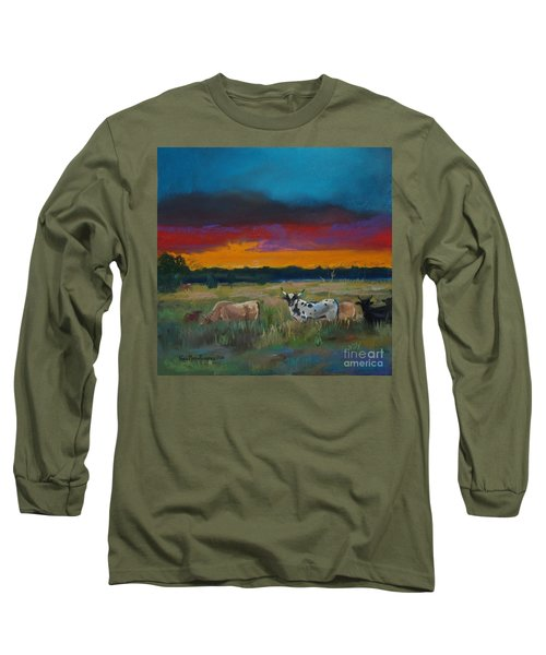 Cattle's Cadence Long Sleeve T-Shirt
