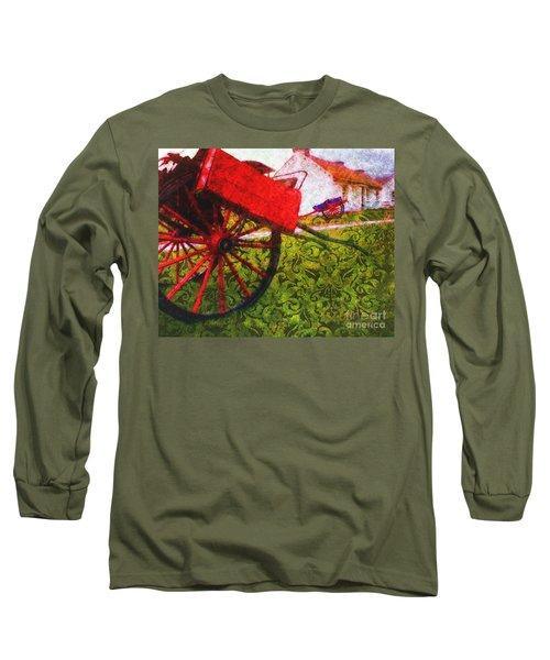 Cead Mile Failte  Long Sleeve T-Shirt