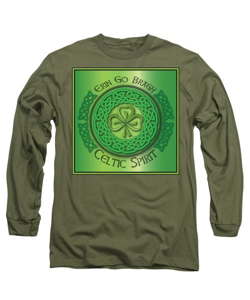 Celtic Spirit Long Sleeve T-Shirt