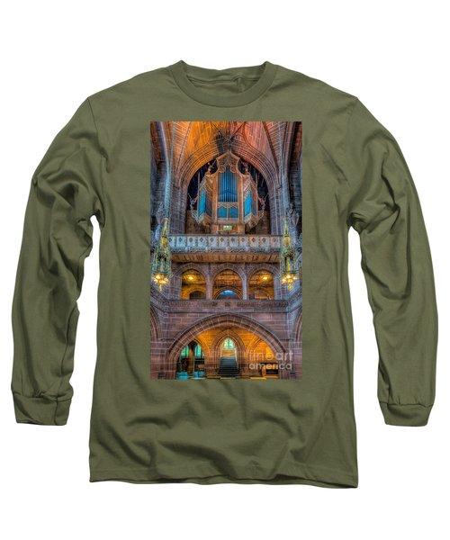 Chapel Organ Long Sleeve T-Shirt