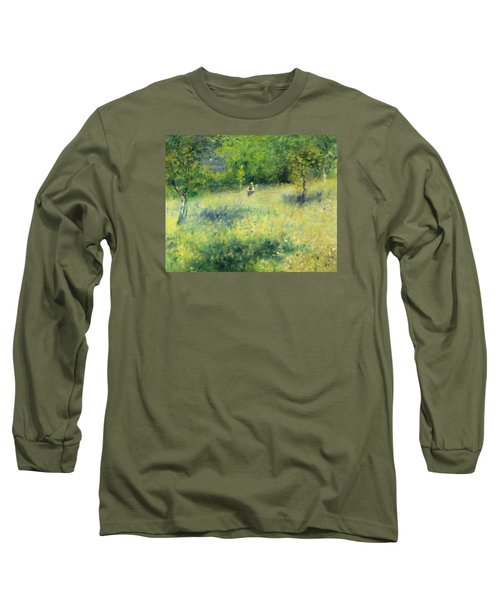 Chatou After Renoir Long Sleeve T-Shirt